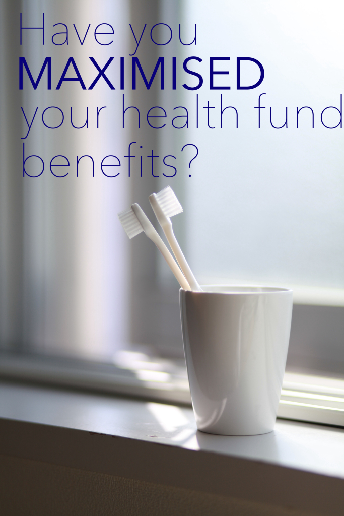 Maximise your health fund benefits